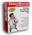 Repair your Credit with Credit Doctor Software