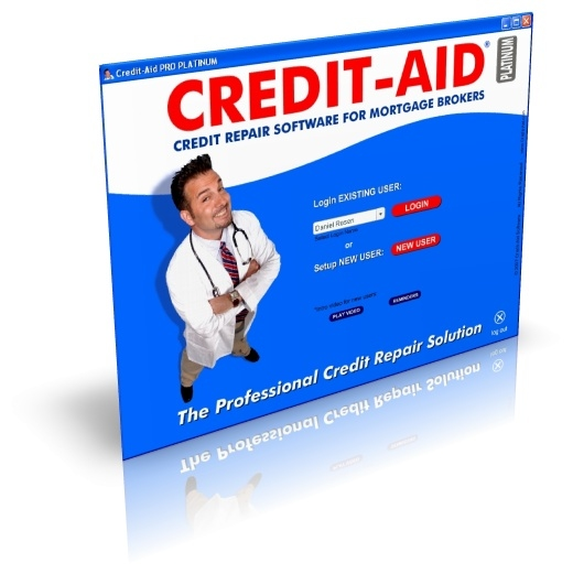 Credit Repair Screenshot