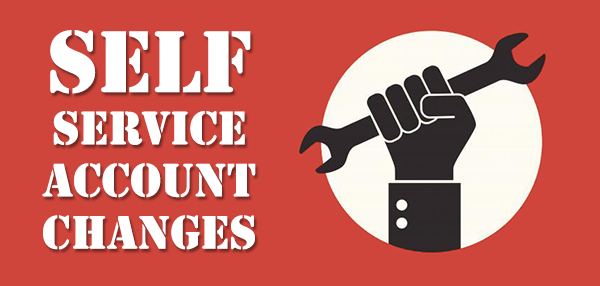 self-service-account-changes