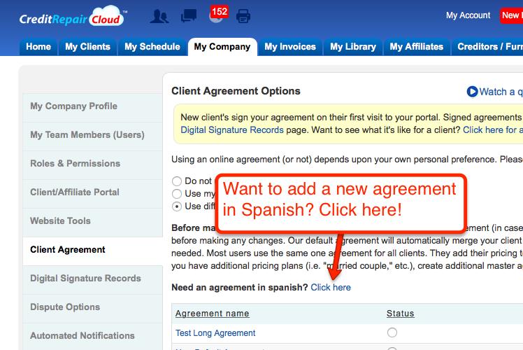 AddSpanishAgreement