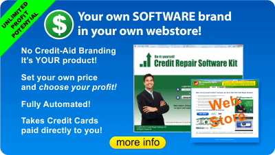 Credit aid pro catalog start a credit repair business private label credit repair software colourmoves