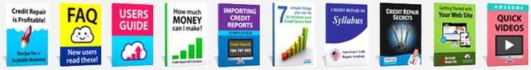 free guides to starting a credit repair business