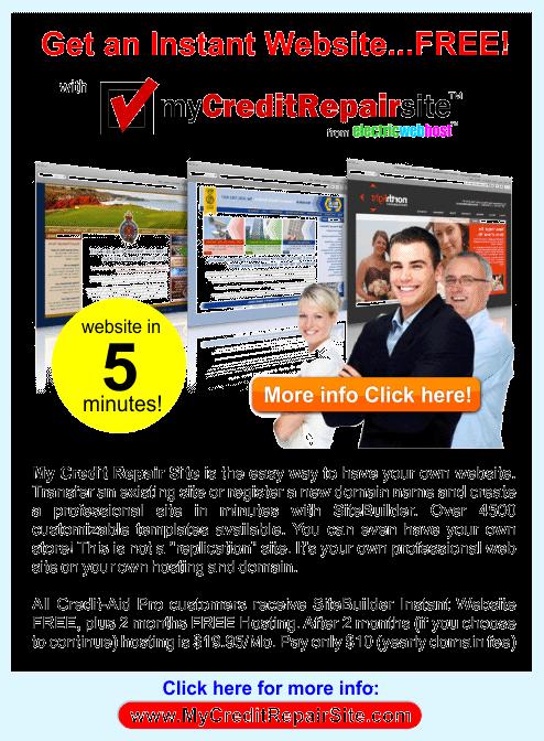 Reparación de Crédito Business Software | Pruébelo GRATIS ... - photo#41