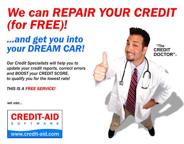credit repair logo. Credit Repair Ad